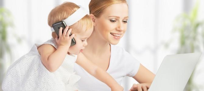 Как развивать ребенка в условиях полного отсутствия времени