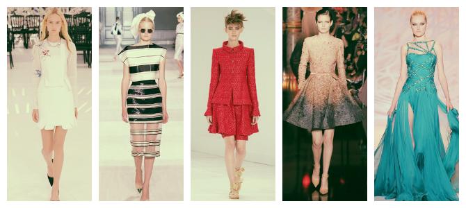 Обзор Недели Высокой Моды в Париже