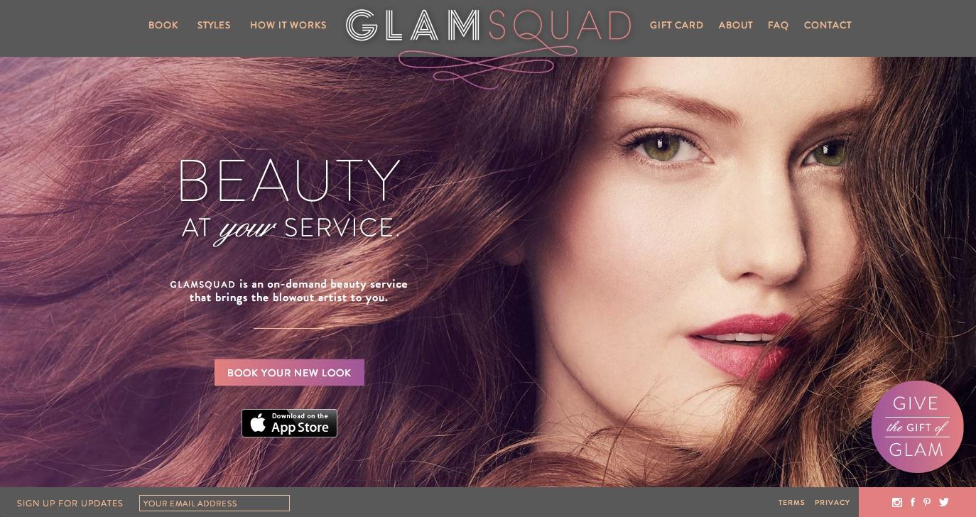 Пять мобильных приложений для красоты