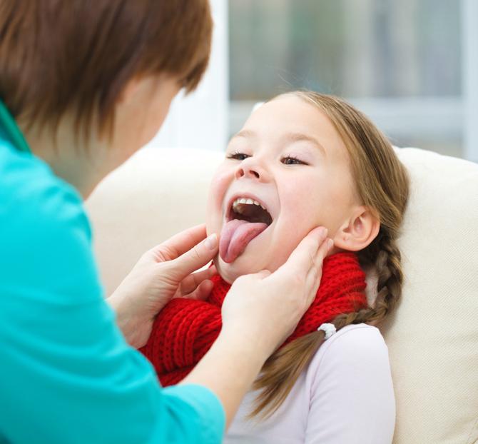 Мифическая детская пневмония – сохраните рассудок