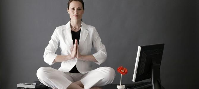 Четыре принципа йоги на каждый день
