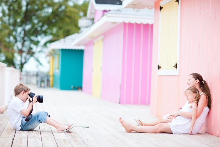 8 идей для летней фотосессии, которую вы будете показывать всем
