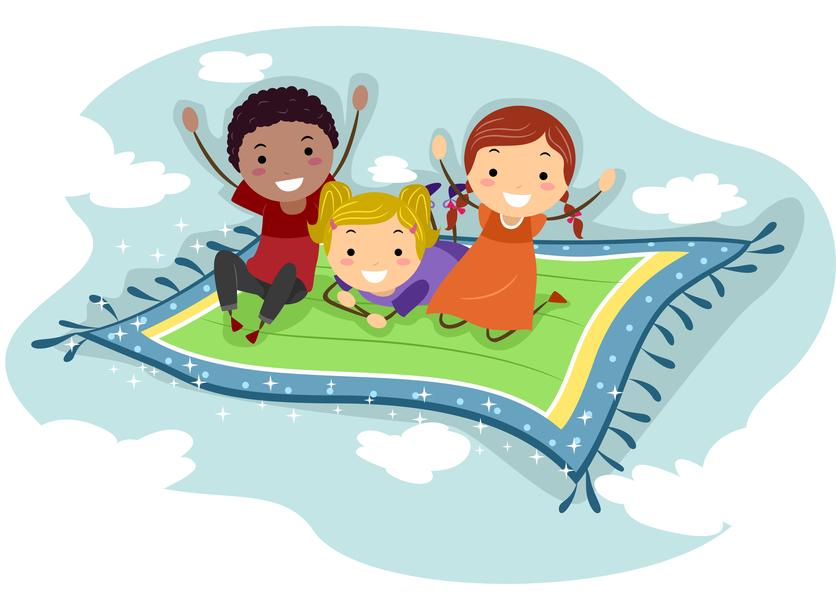 Подбираем коврик в детскую