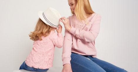 Луки: мамы как дети или дети как мамы?