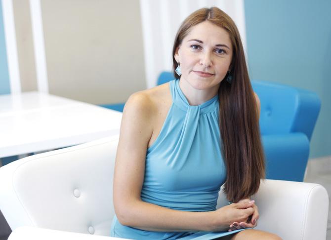 WoMо-портрет: Елена Козловец