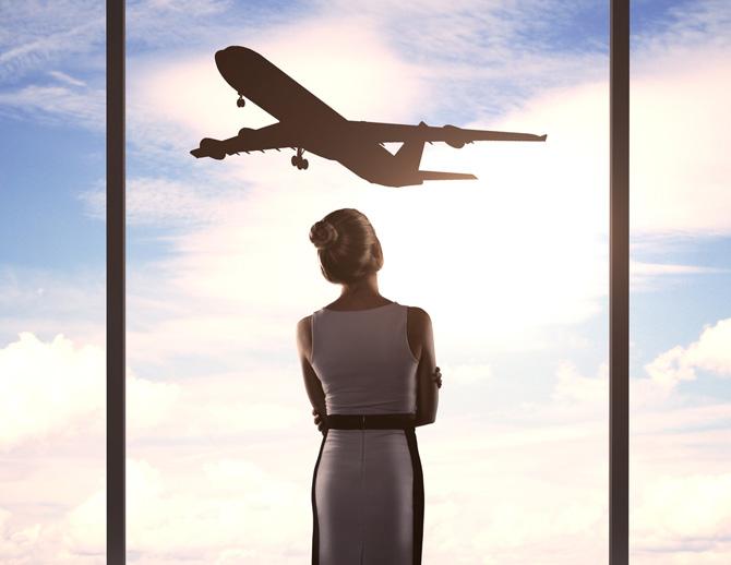 Бьюти в режиме полета