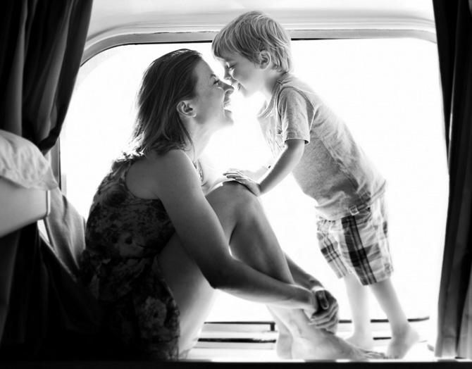 Фотопроект: Такие мамы
