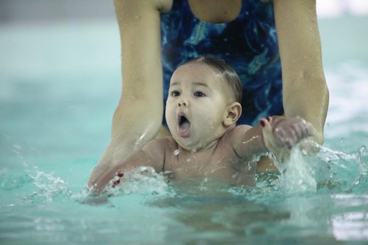 5 главных правил грудничкового плавания от Яны Клочковой