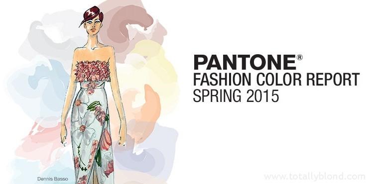 10 модных цветов весны 2015