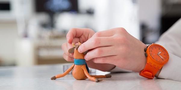 Воркшоп по съемке пластилинового мультфильма