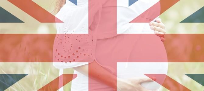 Материнство в Великобритании