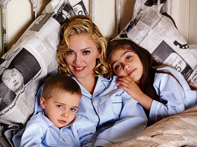 Мадонна о вдохновении, стиле, детях и любви