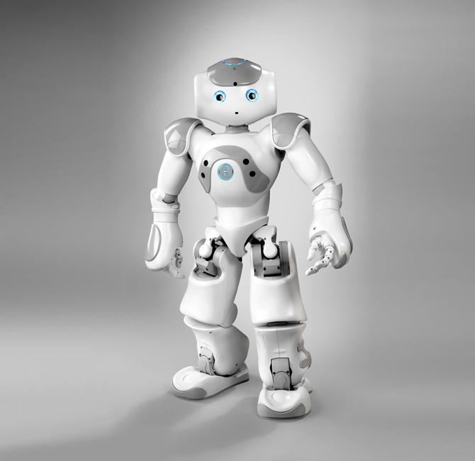 Роботы в школах - реальность