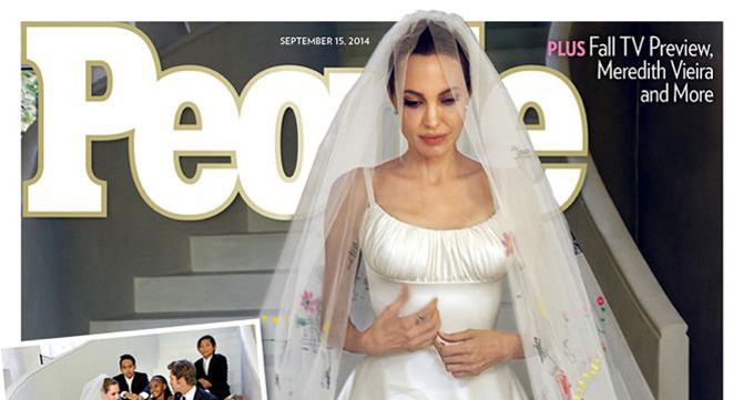 """Новый """"детский"""" тренд от Анджелины Джоли"""