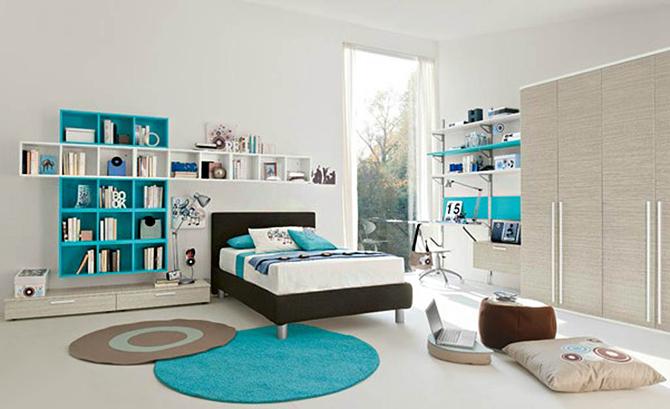 6 стильных детских комнат