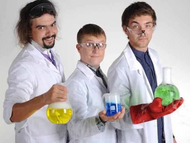 Школа научных чудес