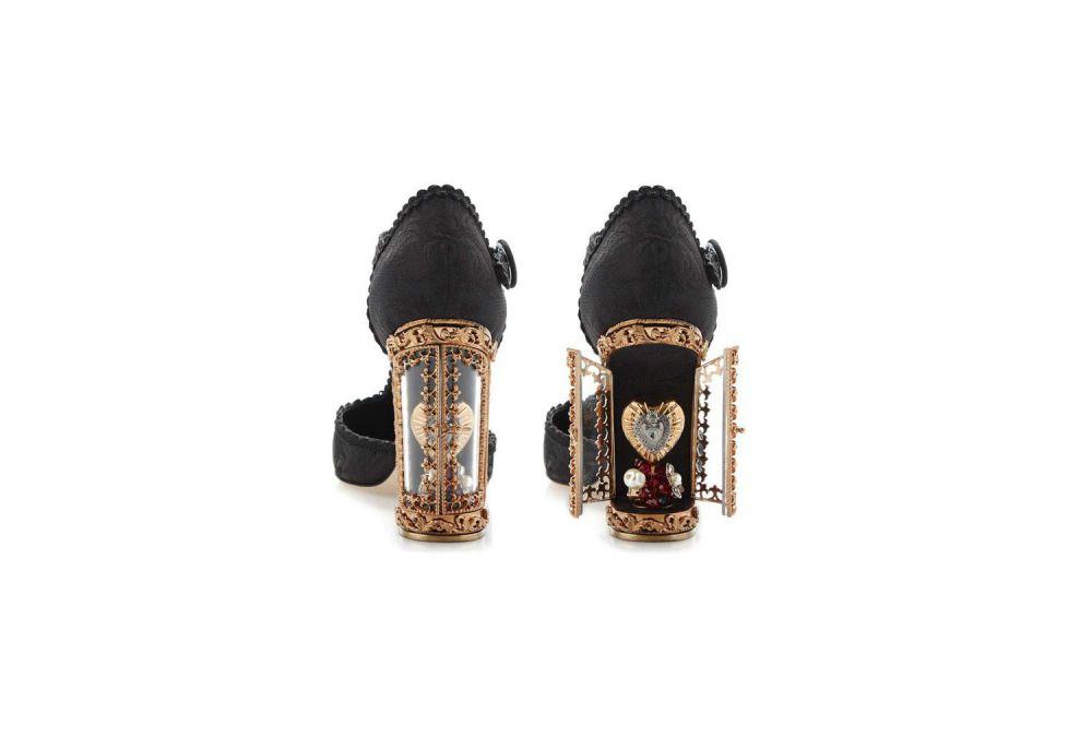 WoMo-находка: туфли от Dolce & Gabbana