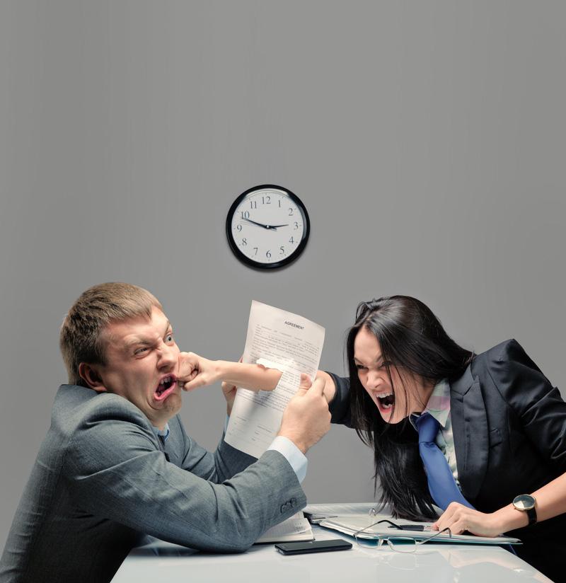 Женщина в стрессе - не помеха прогрессу или почему леди работают лучше
