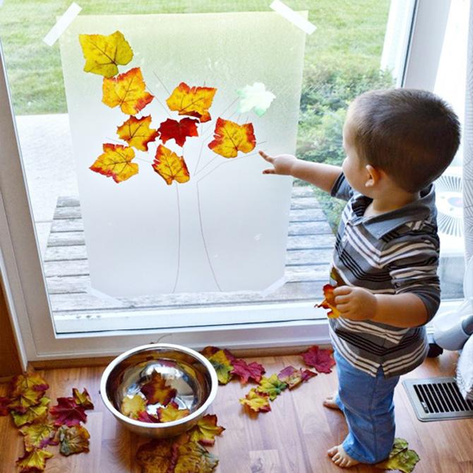 Осень в детской