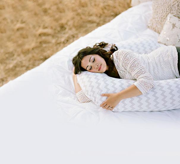 WoMo-находка: чудо-подушка для беременных