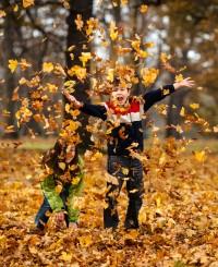 Чем занять ребенка на осенних каникулах