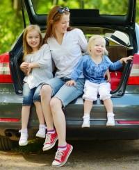 Путеводитель по авто для деловых мам