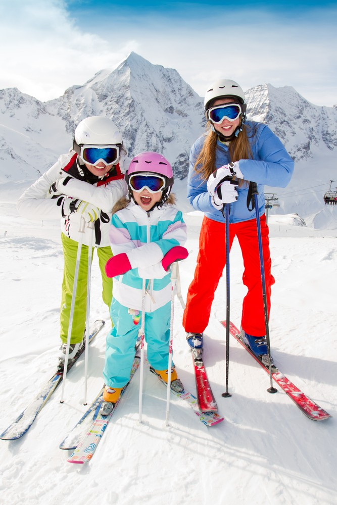 Детские зимние лагеря