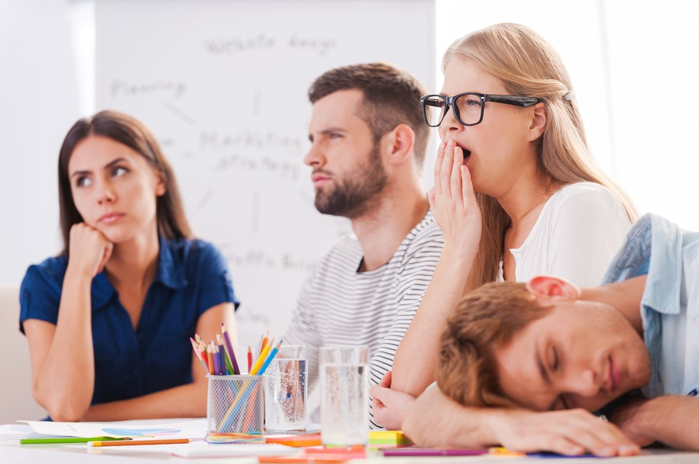 Как сделать рабочее собрание интересным
