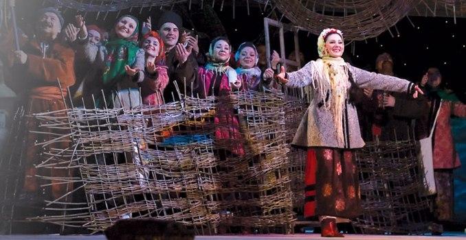 """Опера """"Ночь перед Рождеством"""""""