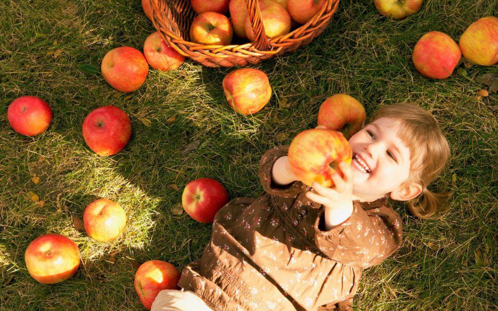 Идеи для осенней детской фотосессии
