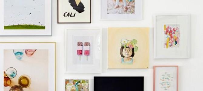 Размещение предметов искусства в интерьере