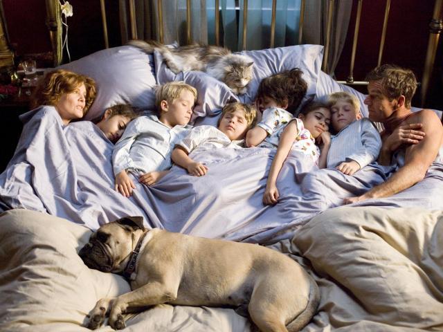 Фотопроект: Красиво спать не запретишь