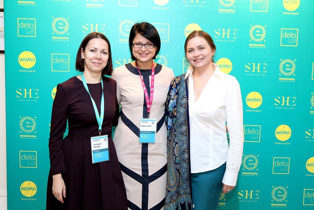 Итоги первого  в Украине конгресса деловых женщин