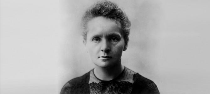 10 цитат Марии Кюри-Склодовской