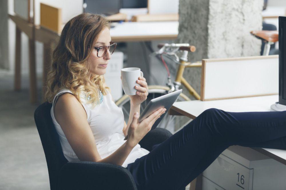 Как женщины-руководители достигают самого пика карьеры
