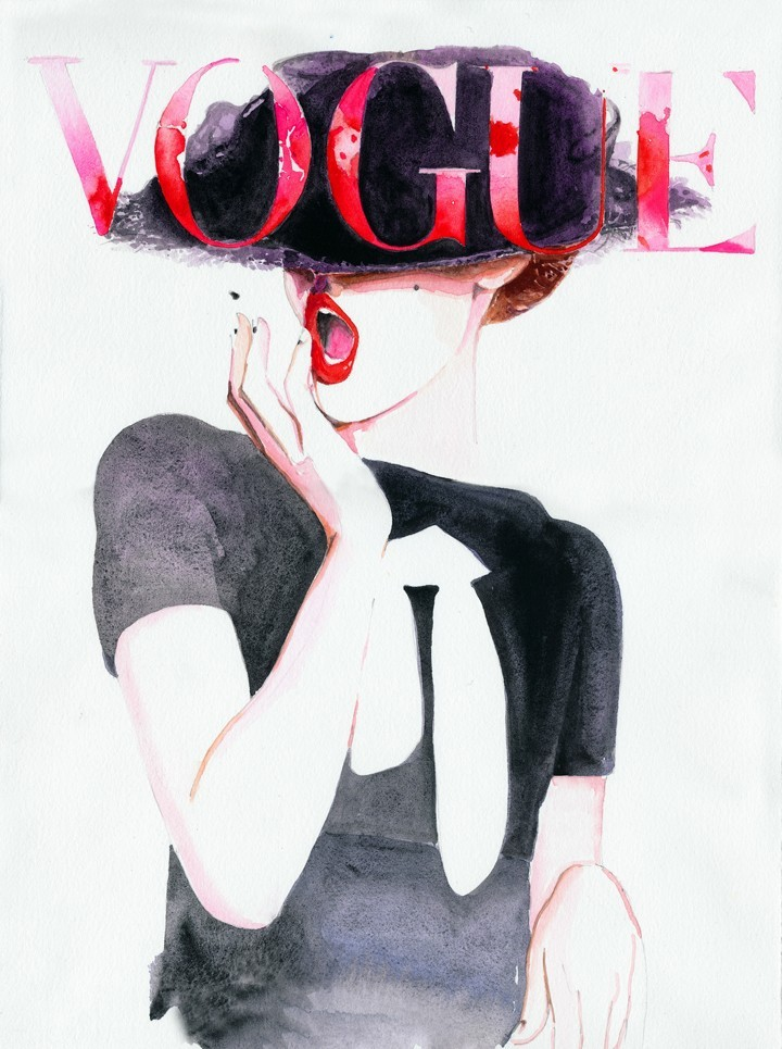 Что сделать, чтобы попасть на страницы Vogue