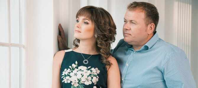 Family-портрет: Оксана & Тарас Середюк