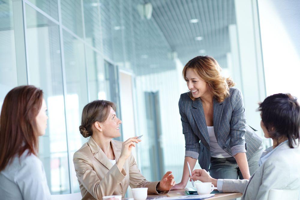 Зачем бизнесу нужны женщины