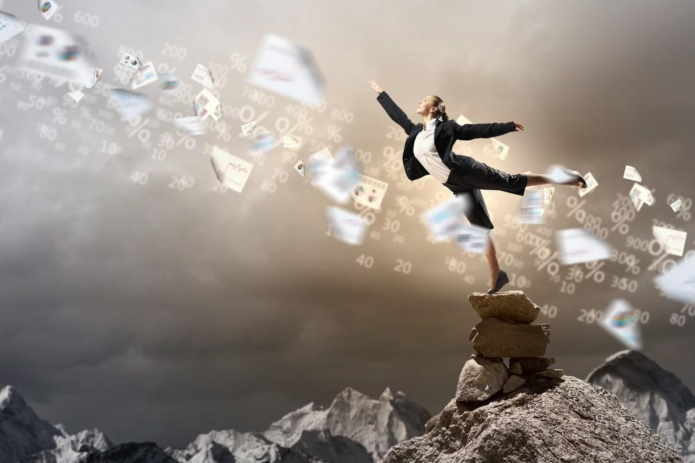 Как женщинам достигнуть вершин в карьере