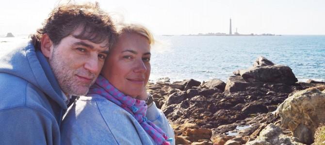 Family-портрет: Михаил Вейсберг & Ольга Гуцал