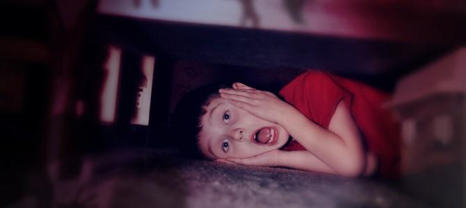 Детская боязнь темноты: причины, пути избавления