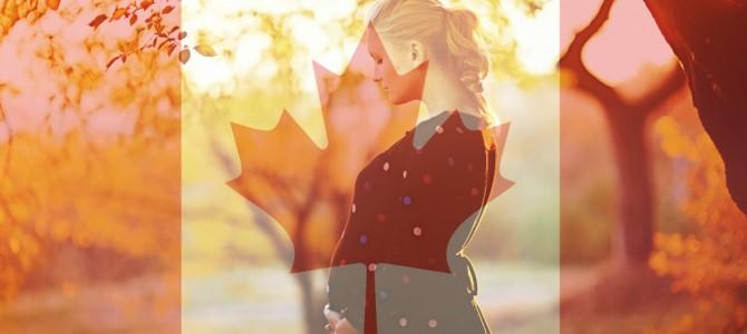 Декретные тонкости по-канадски