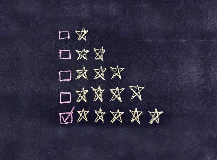 Четыре типа критики