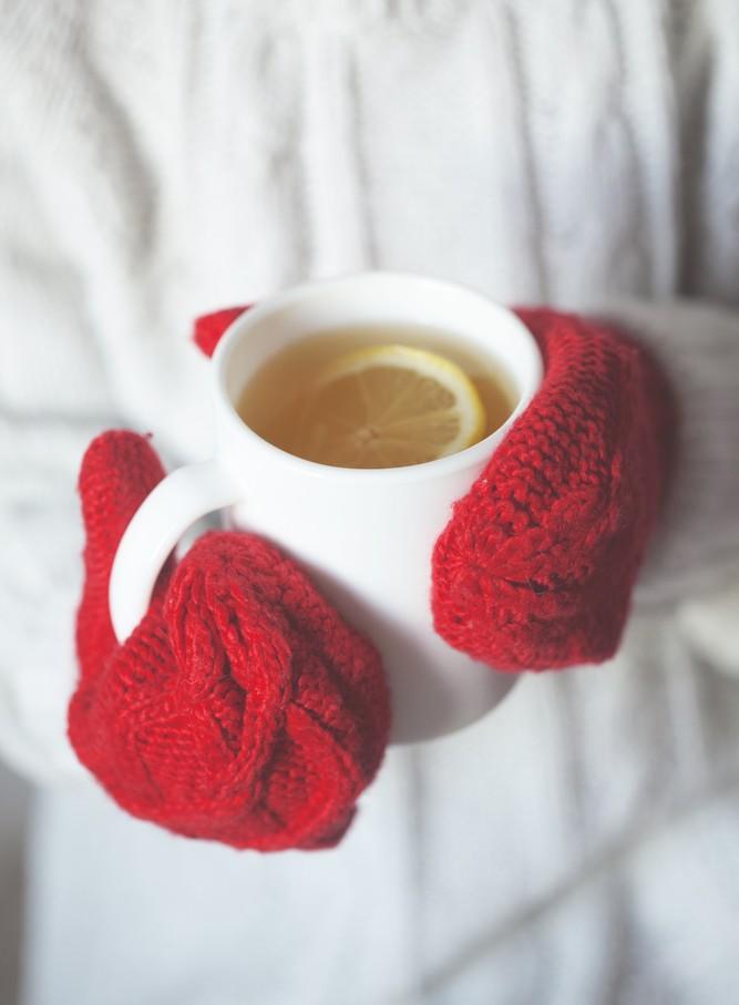 Рецепт от простуды: Янина Кудь
