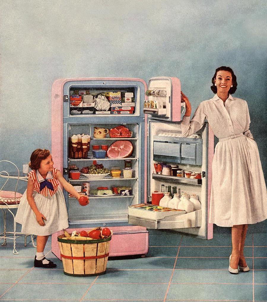Мифы о домохозяйках