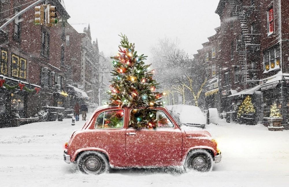 Песни для новогоднего настроения