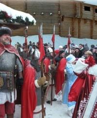 День Святого Николая Древнем Киеве