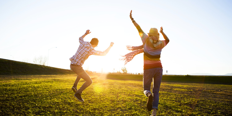 Как стать здоровее и счастливее в новом году