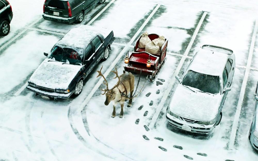 Санта Клаус: Волшебником может стать каждый