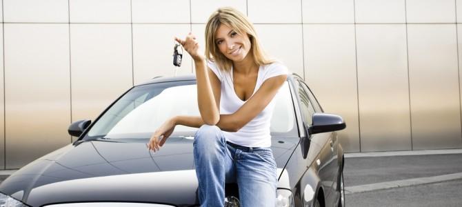 Женский рейтинг авто